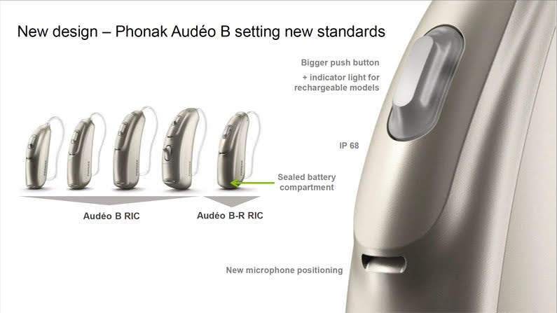 The Phonak Audeo Belong Range