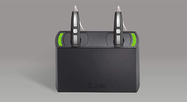 Beyond Z rechargeable hearing aids