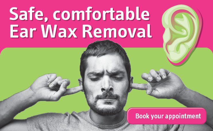 Book Your Earwax Removal Appointment