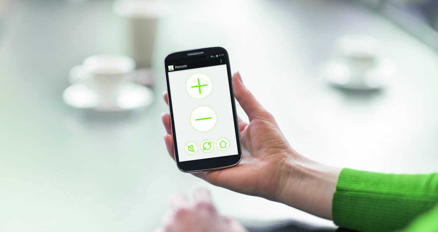 The Phonak RC App