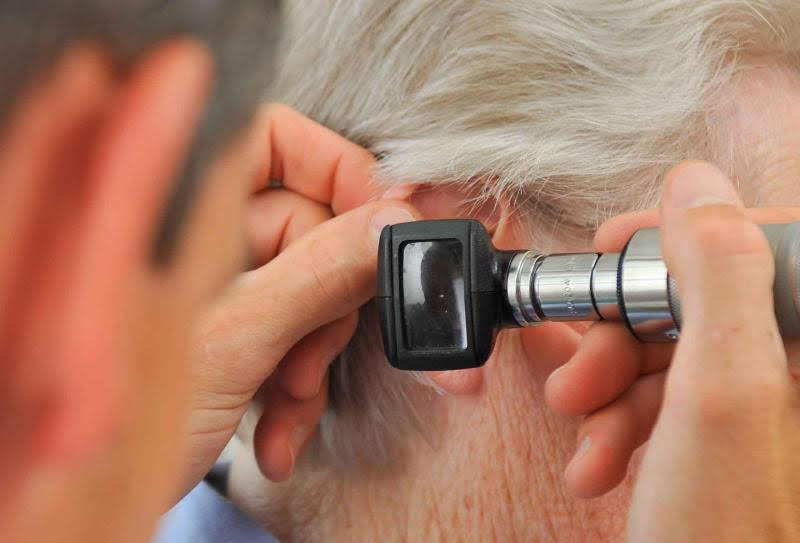Mens' Hearing Health